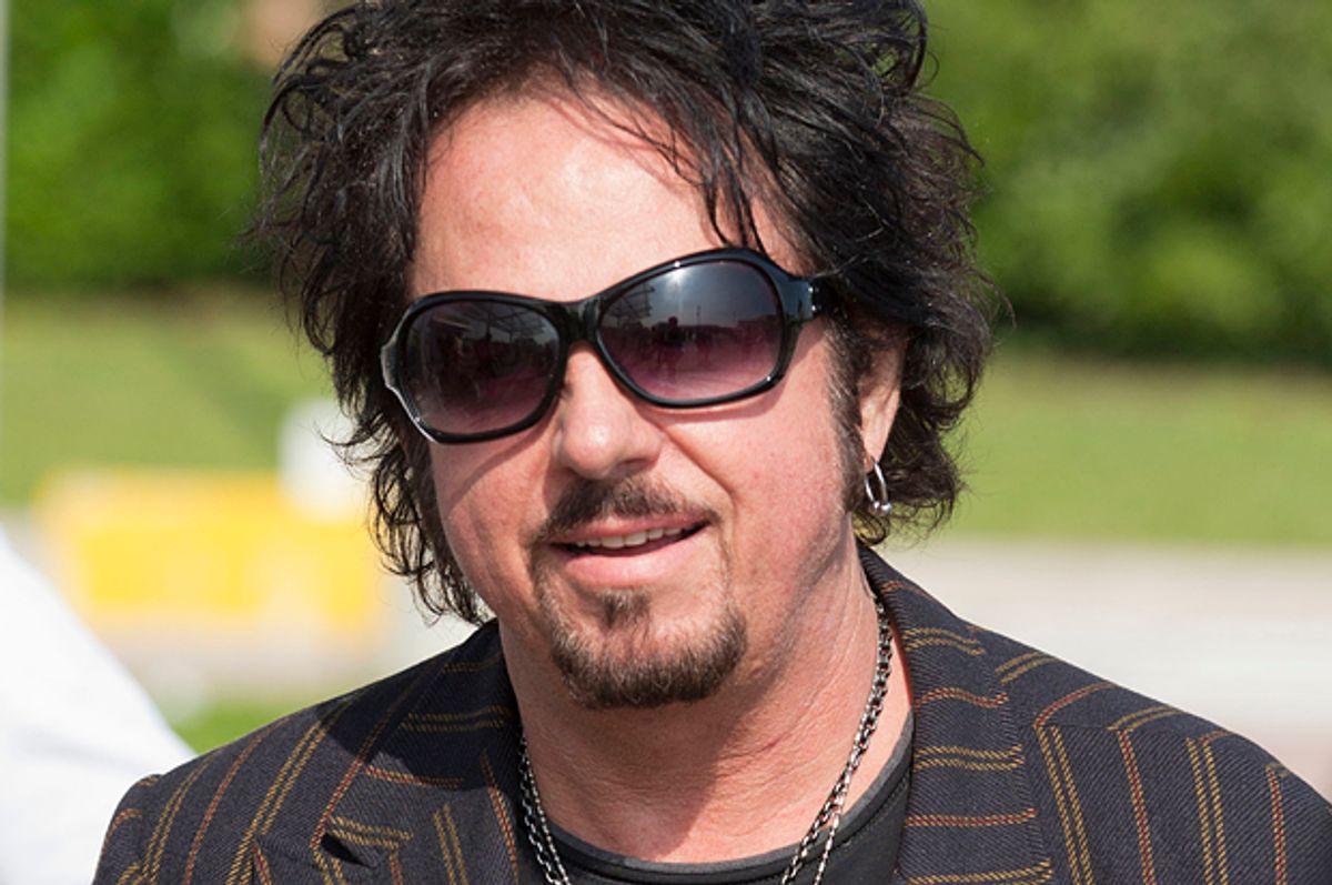 Steve Lukather   (AP/Andrew Medichini)