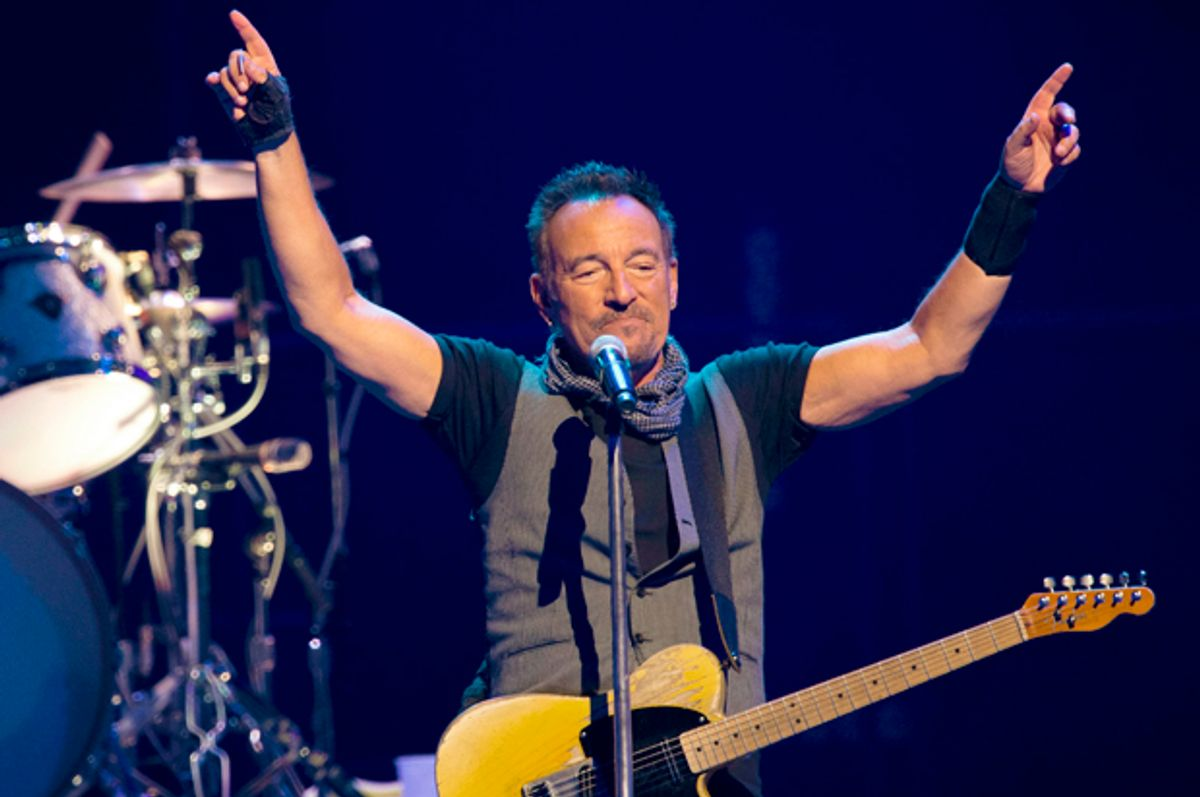 Bruce Springsteen   (Getty/Bertrand Guay)