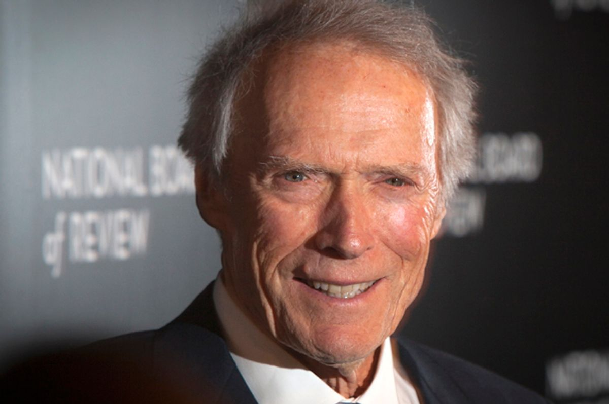 Clint Eastwood   (Reuters/Carlo Allegri)