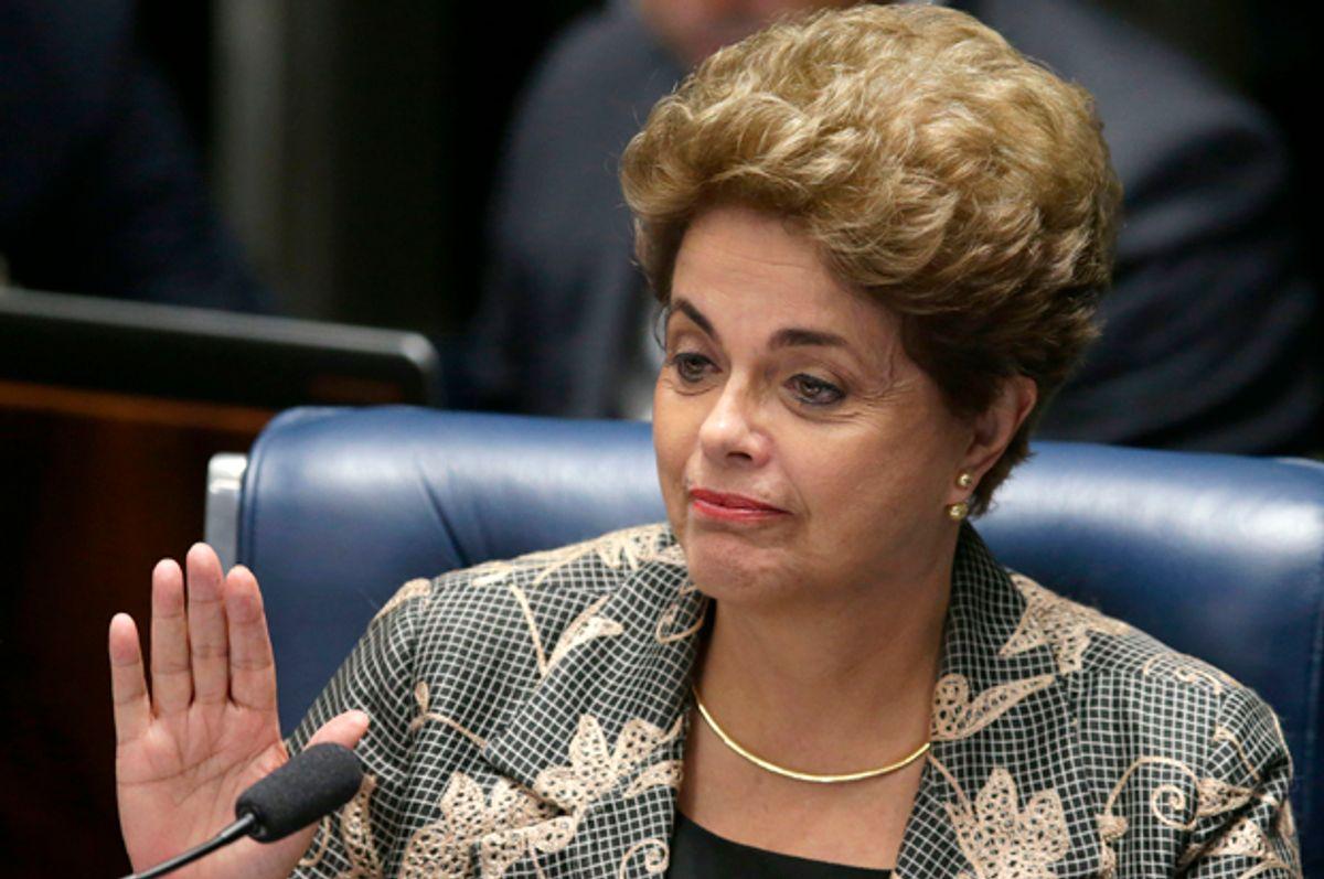 Dilma Rousseff   (AP/Eraldo Peres)