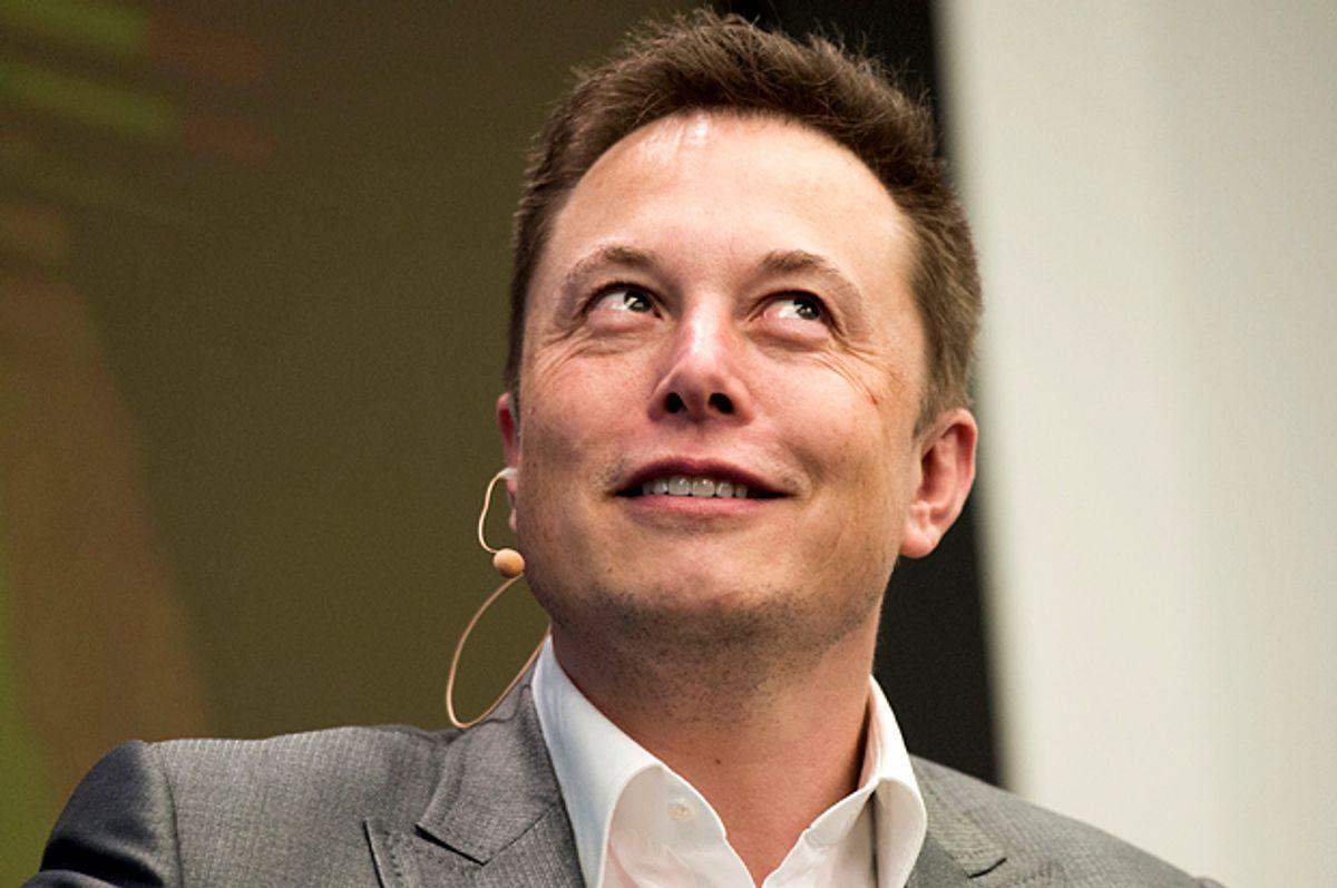 Elon Musk   (Reuters/Rashid Umar Abbasi)