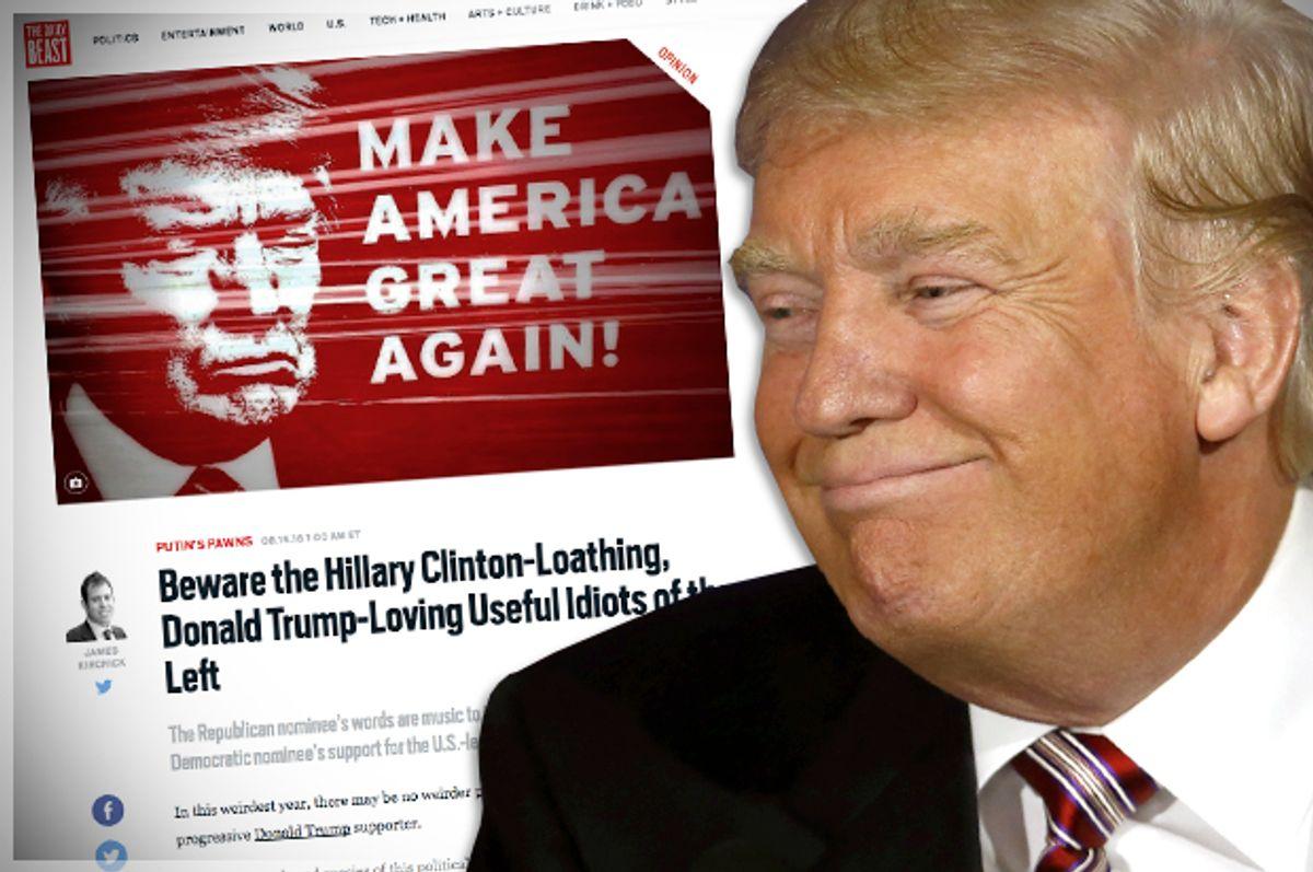Donald Trump   (AP/Salon)