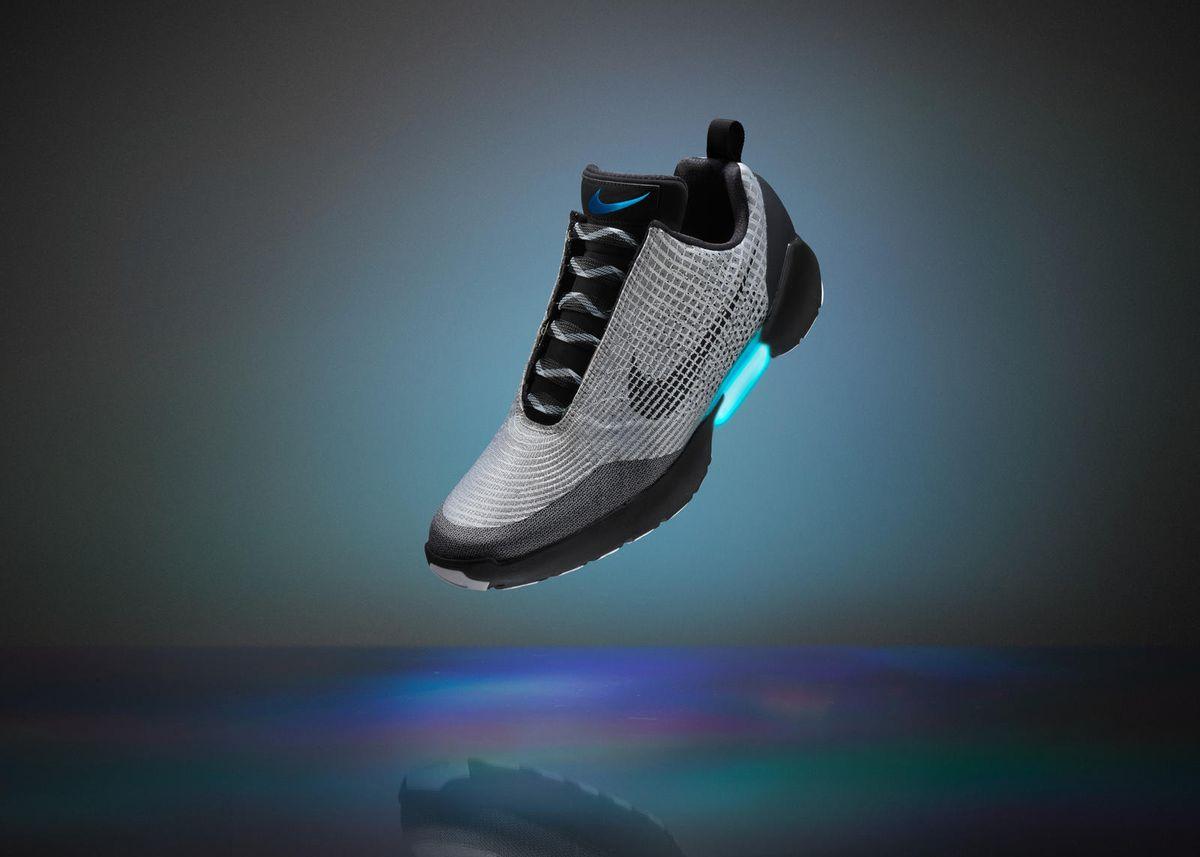 Nike: Hyperadapt