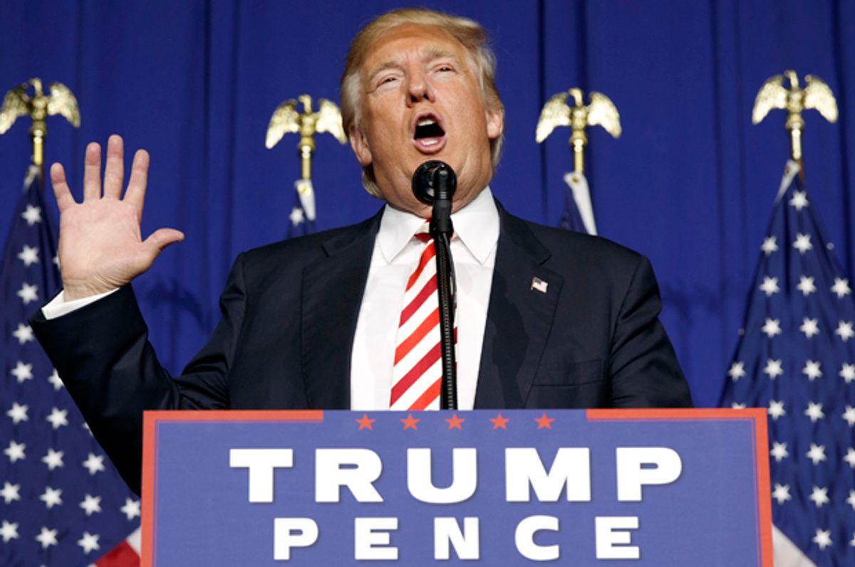 Donald Trump   (AP/Evan Vucci)