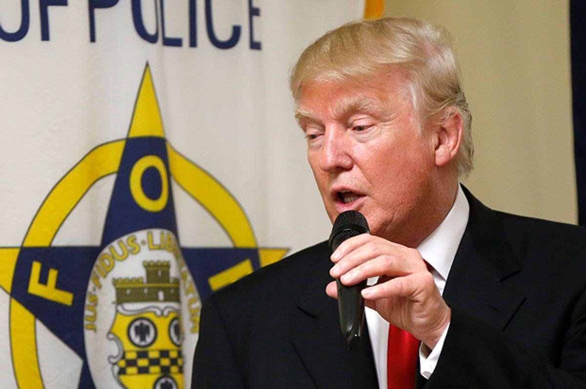 Donald Trump   (AP/Gerald Herbert)