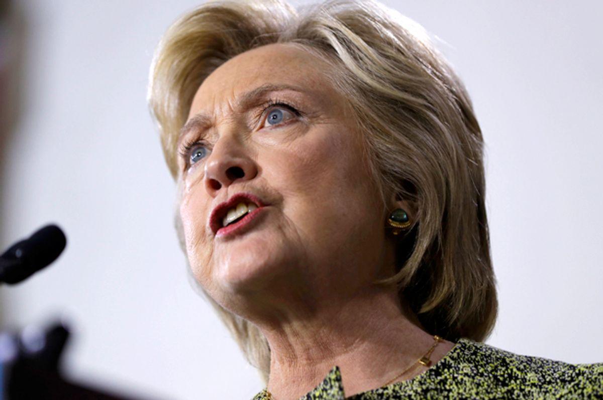 Hillary Clinton   (AP/Matt Rourke)