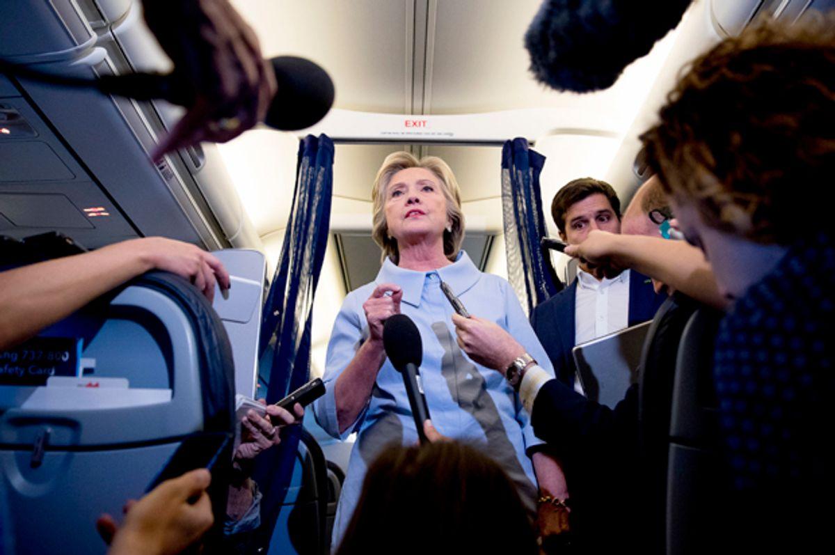 Hillary Clinton   (AP/Andrew Harnik)