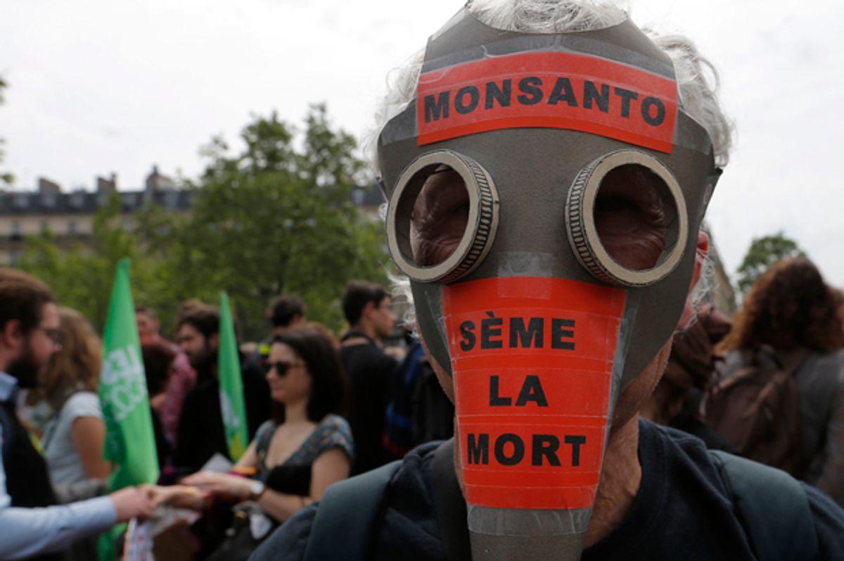 (AP/Francois Mori)