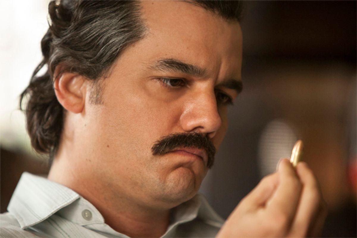 "Wagner Moura in ""Narcos""   (Netflix/Juan Pablo Gutierrez)"