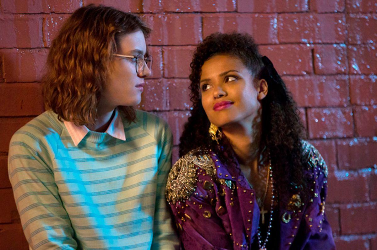 "Mackenzie Davis and Gugu Mbatha-Raw in ""Black Mirror""   (Netflix)"