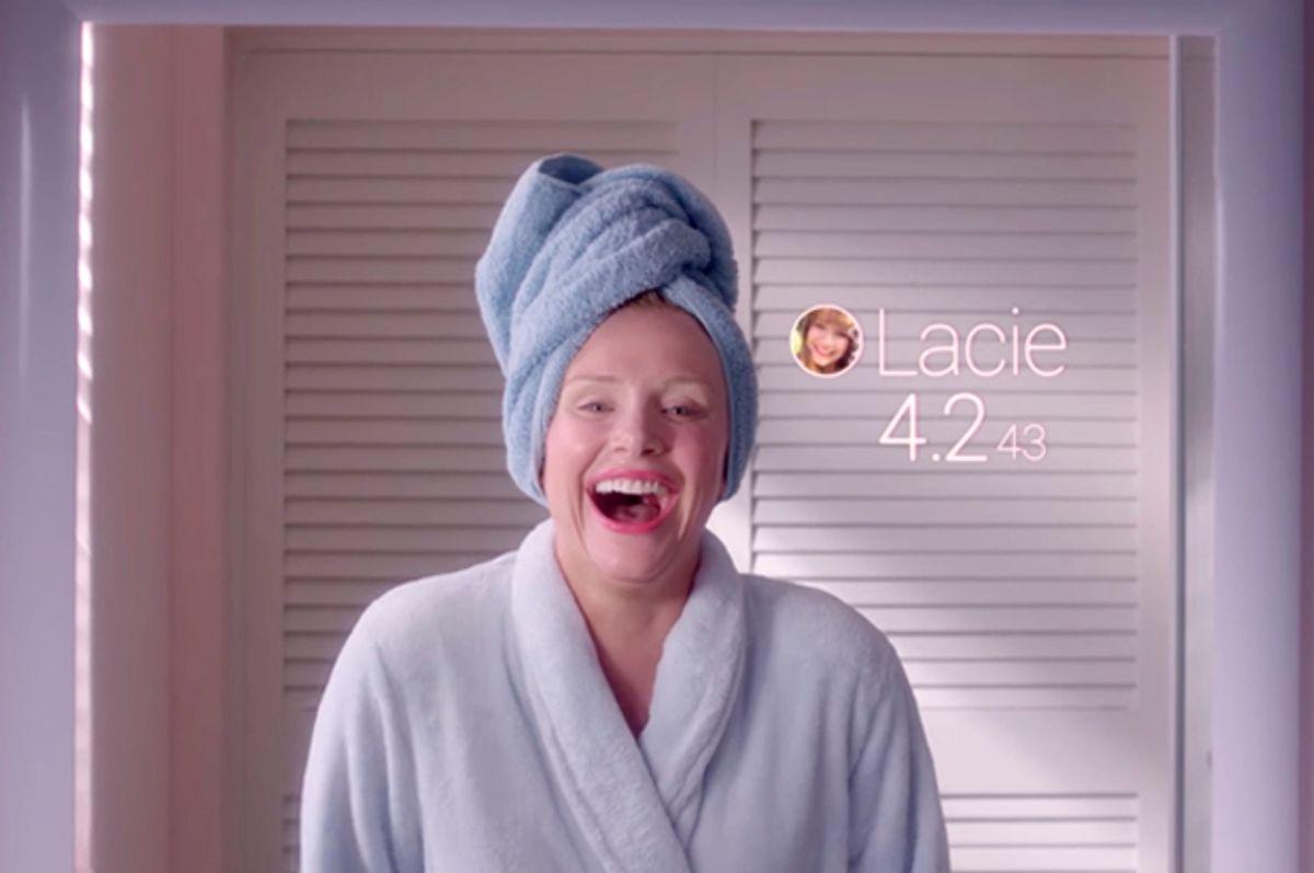 "Bryce Dallas Howard in ""Black Mirror."" (Netflix)"