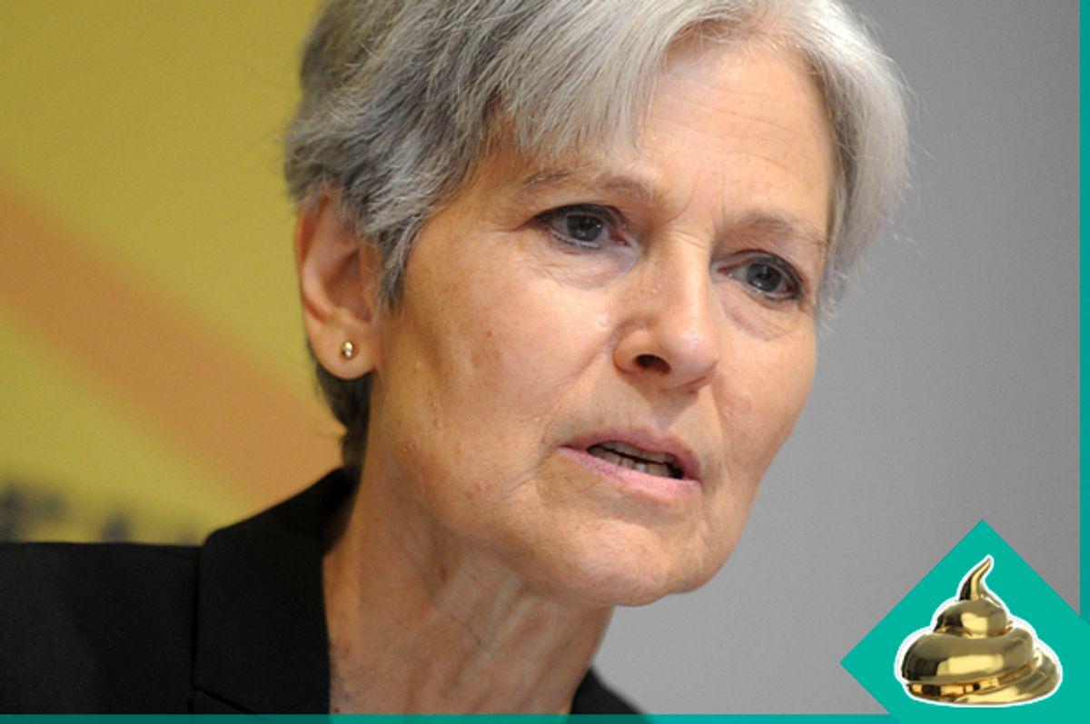 Jill Stein   (AP/Dennis Van Tine)