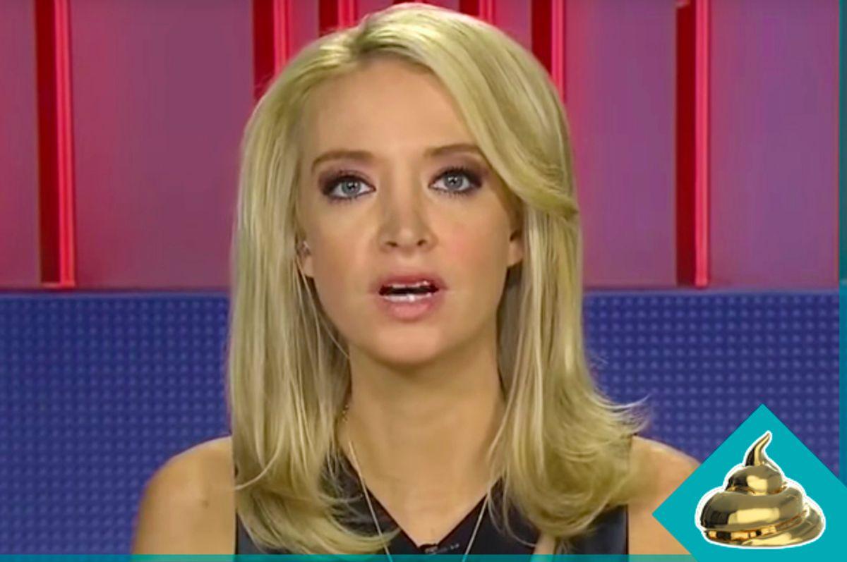 Kayleigh McEnany   (CNN)