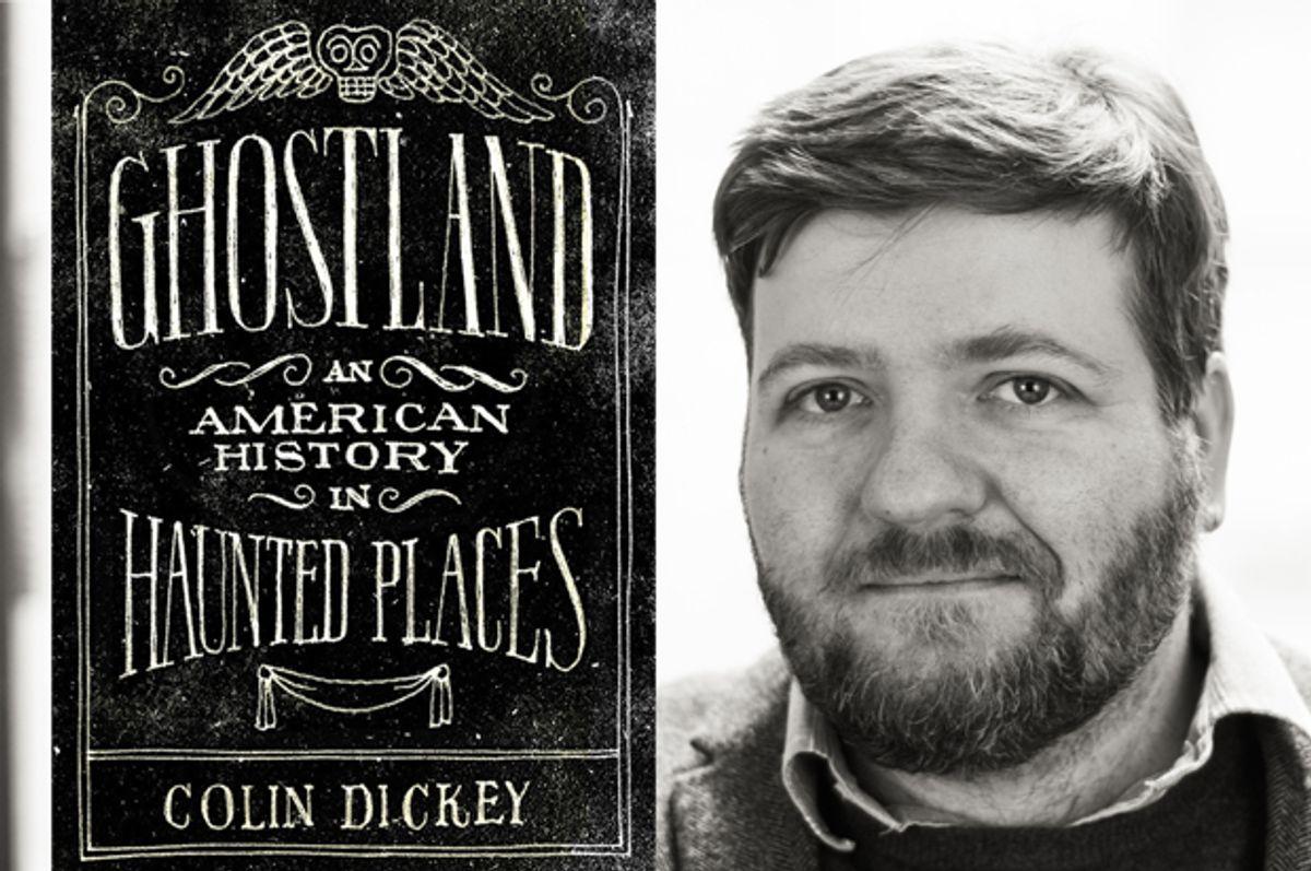 Colin Dickey   (Penguin/John Michael Kilbane)
