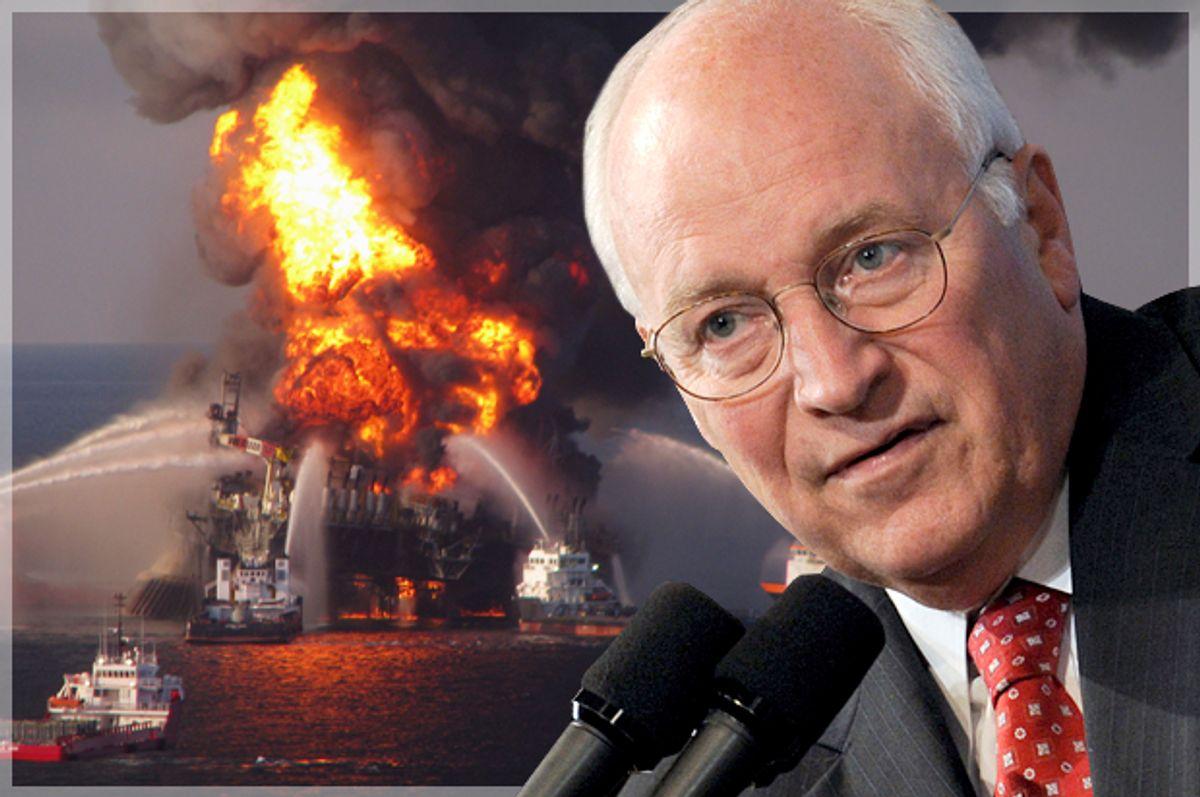 Dick Cheney   (AP/Susan Walsh/Photo montage by Salon)