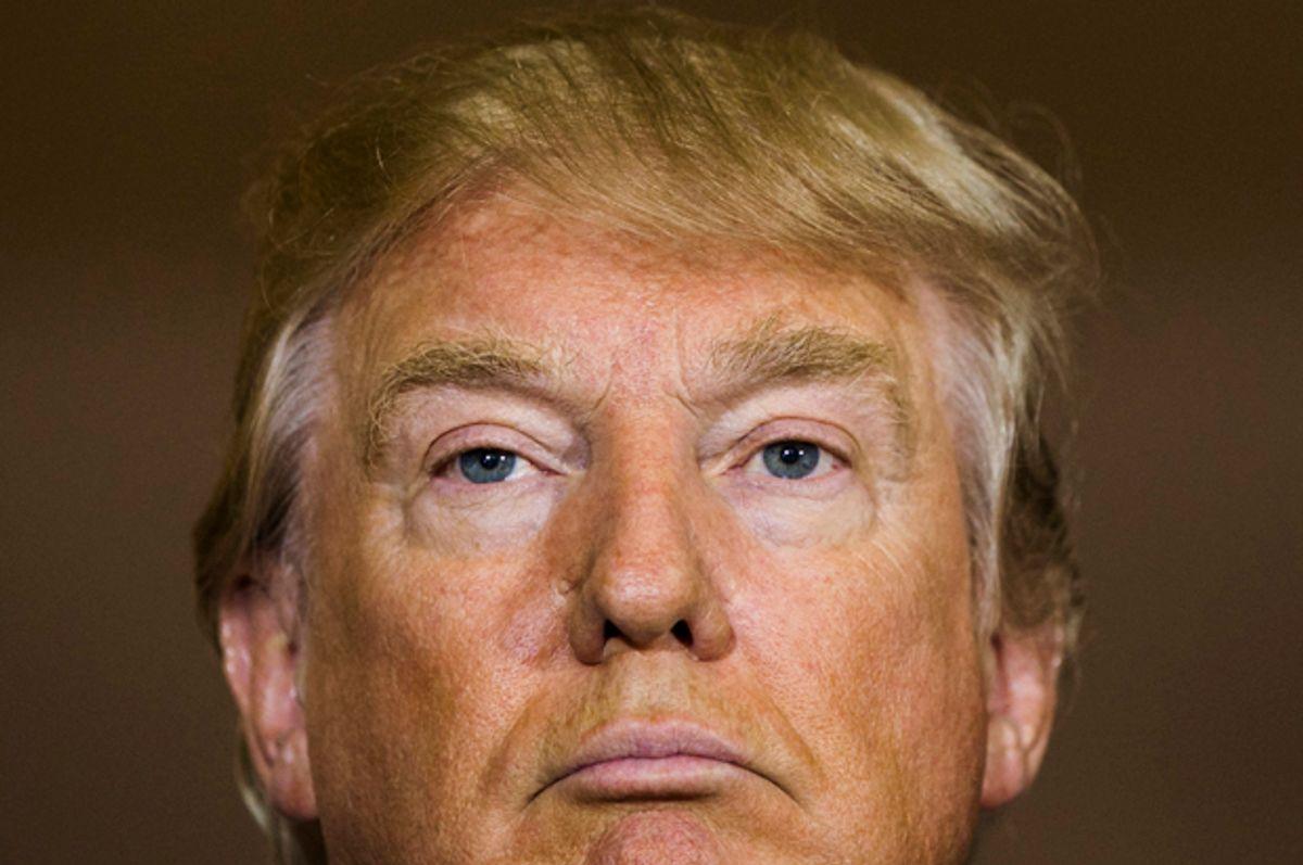 Donald Trump   (Reuters/Lucas Jackson)