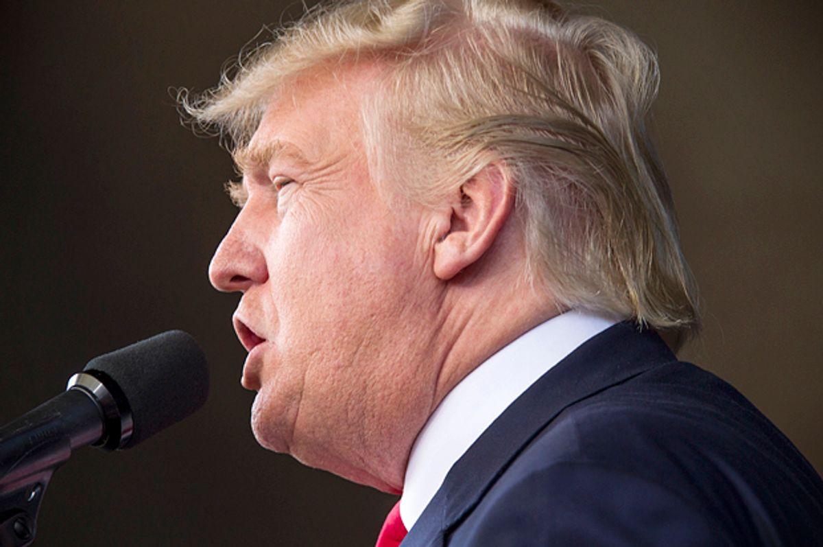 Donald Trump   (Getty/Mark Wallheiser)