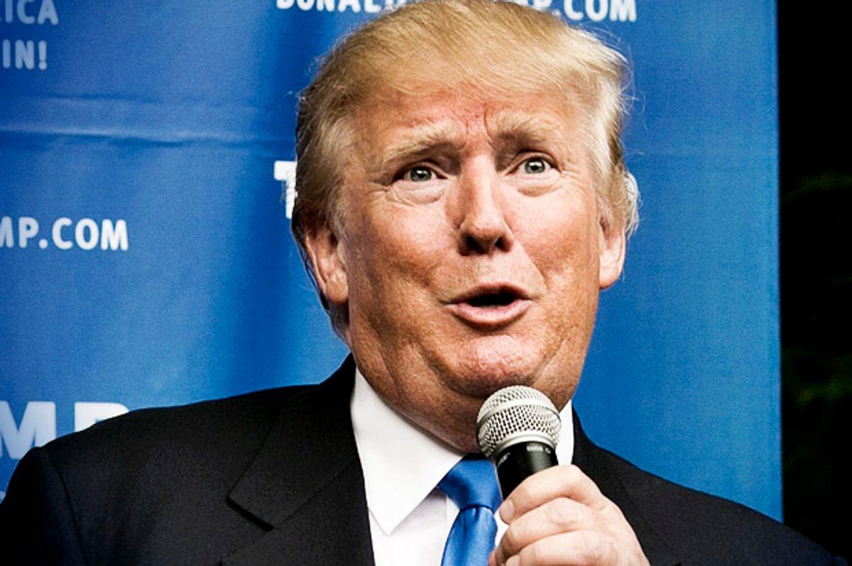 Donald Trump   (Reuters/Dominick Reuter)
