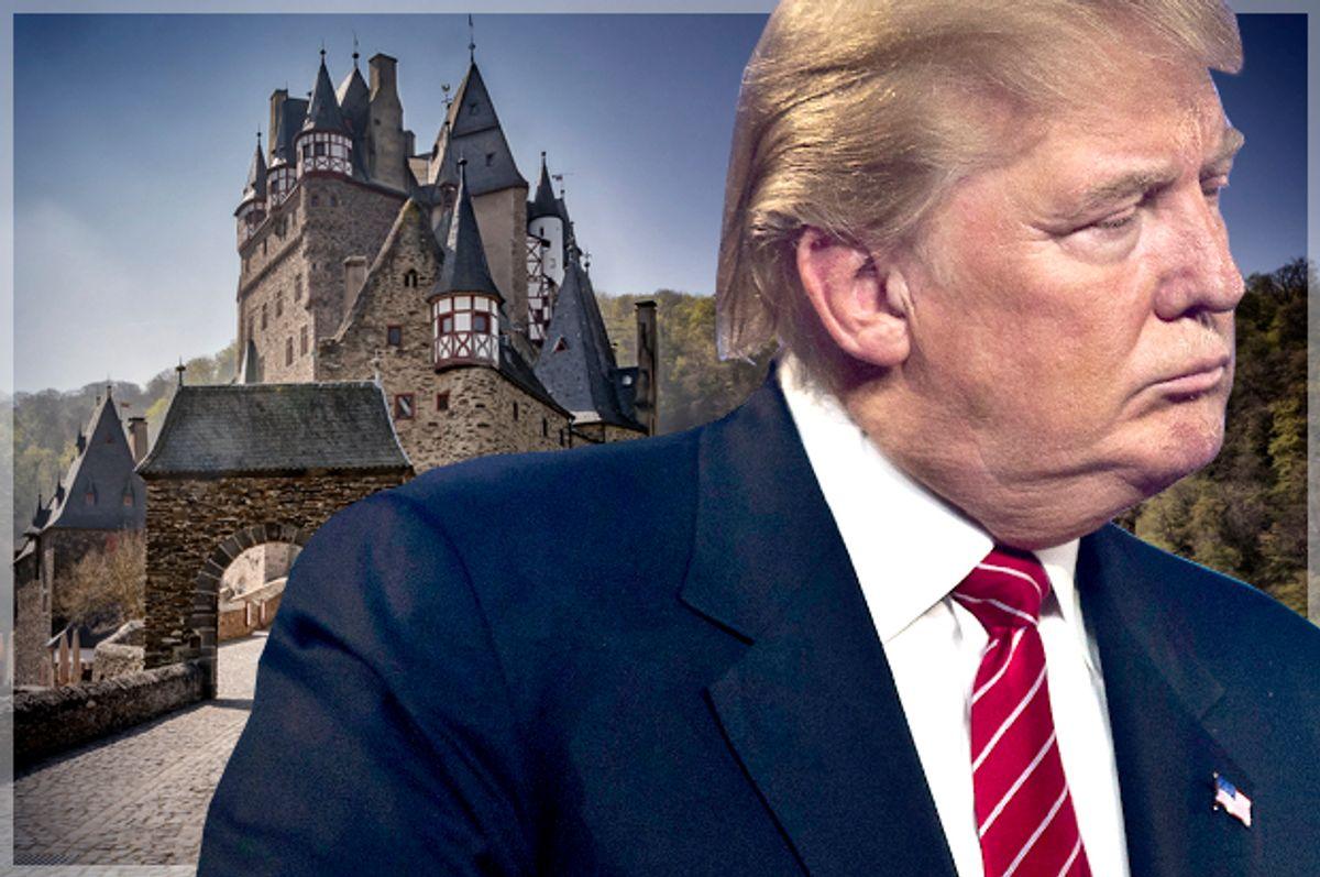 Donald Trump   (Reuters/L.E. Baskow/Shutterstock/Salon)