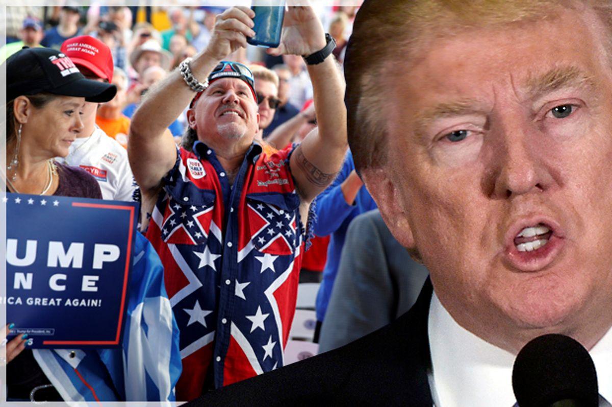 Donald Trump   (Getty/ Mandel Ngan/Reuters/Jonathan Ernst)