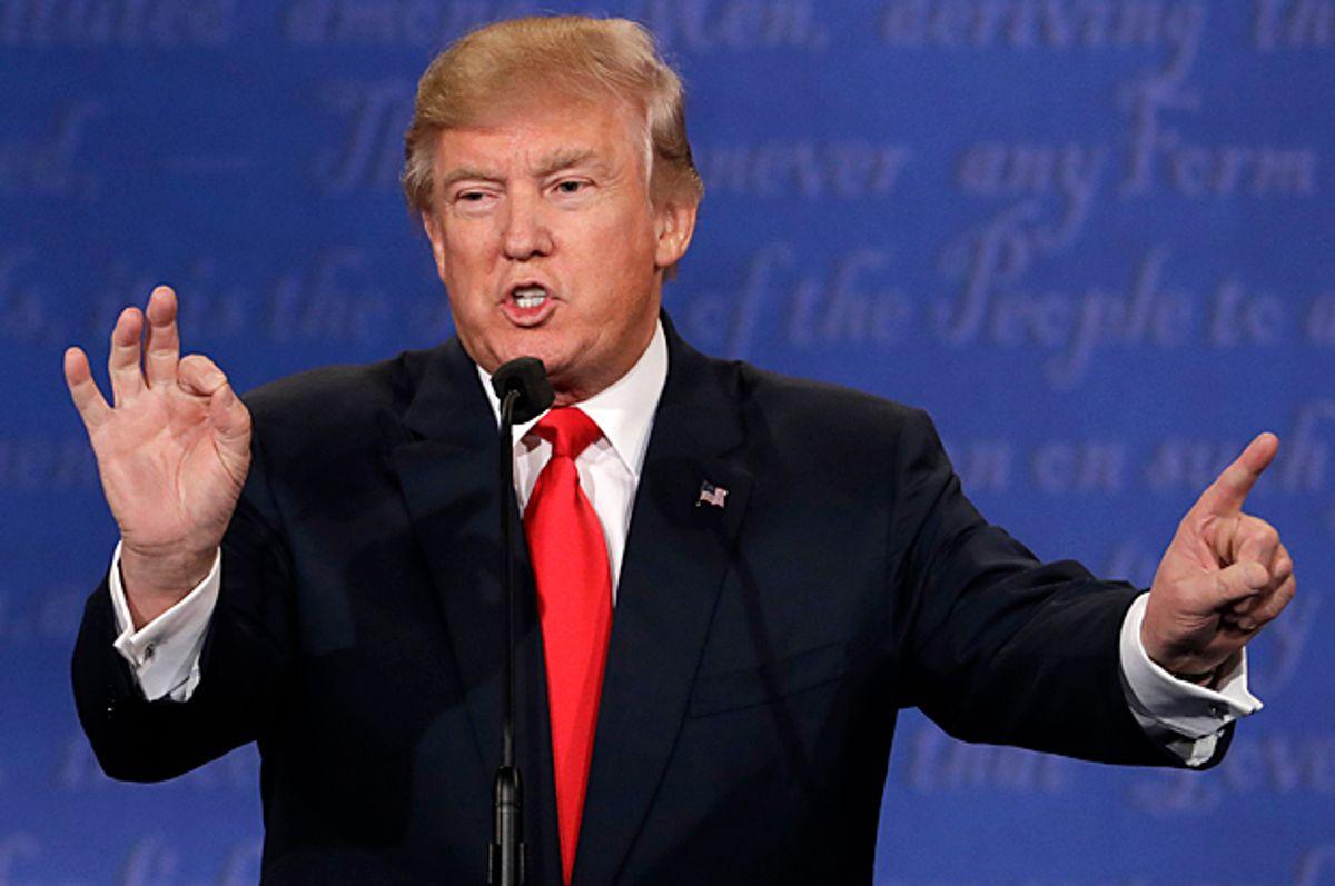 Donald Trump   (AP/David Goldman)