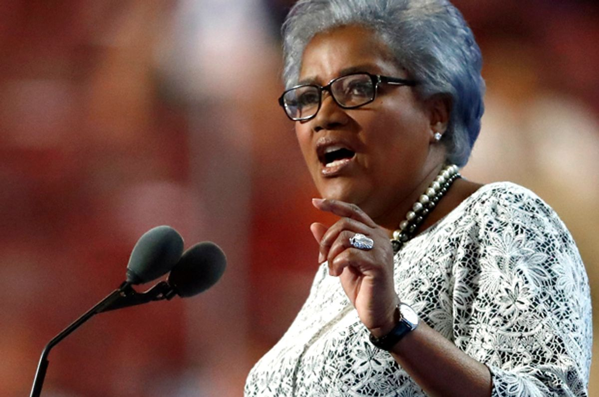 Democratic National Committee Interim Chair Donna Brazile   (AP/Paul Sancya)