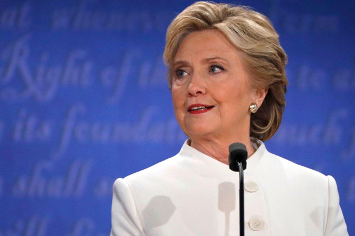 Hillary Clinton   (Reuters/Carlos Barria)
