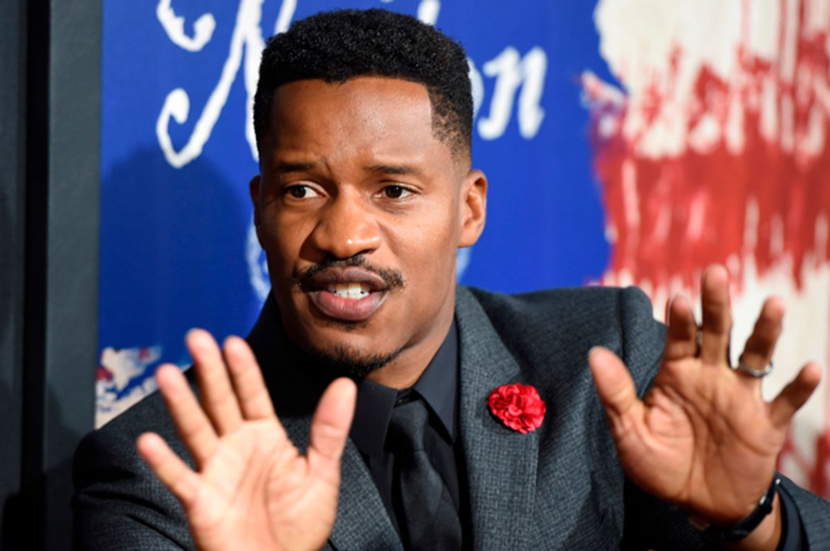 Nate Parker   (Getty/Robyn Beck)