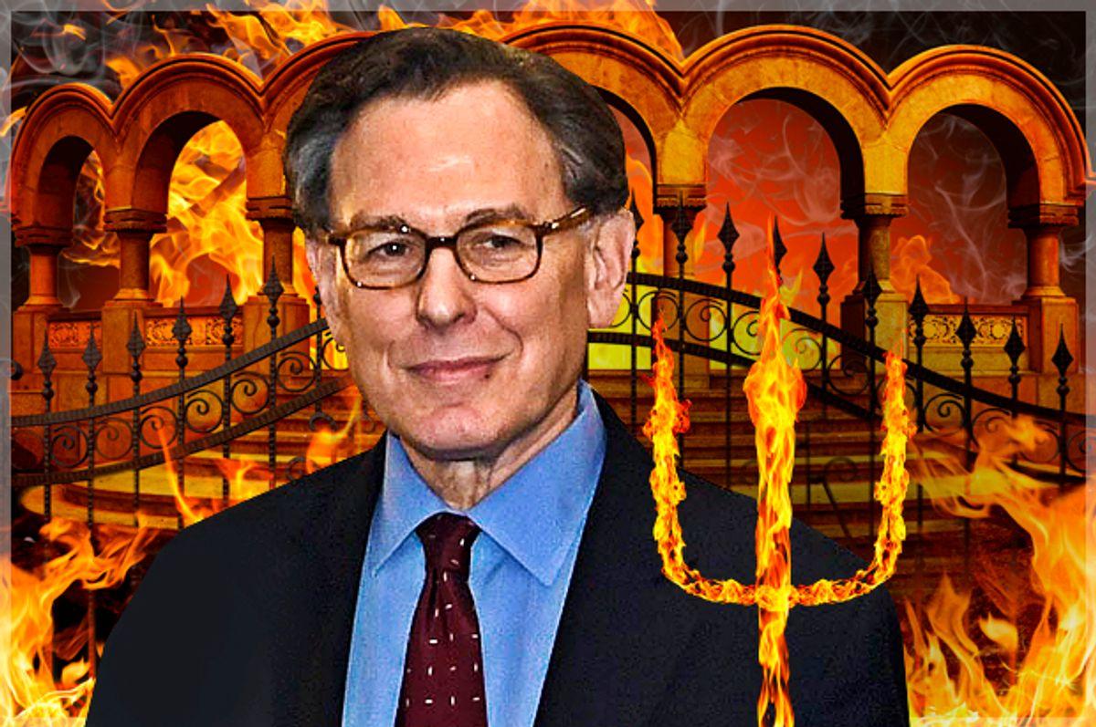 Sidney Blumenthal   (AP/Susan Walsh/<a href='https://www.shutterstock.com/g/hide111'>hideto111</a> via <a href='http://www.shutterstock.com/'>Shutterstock</a>/Salon)