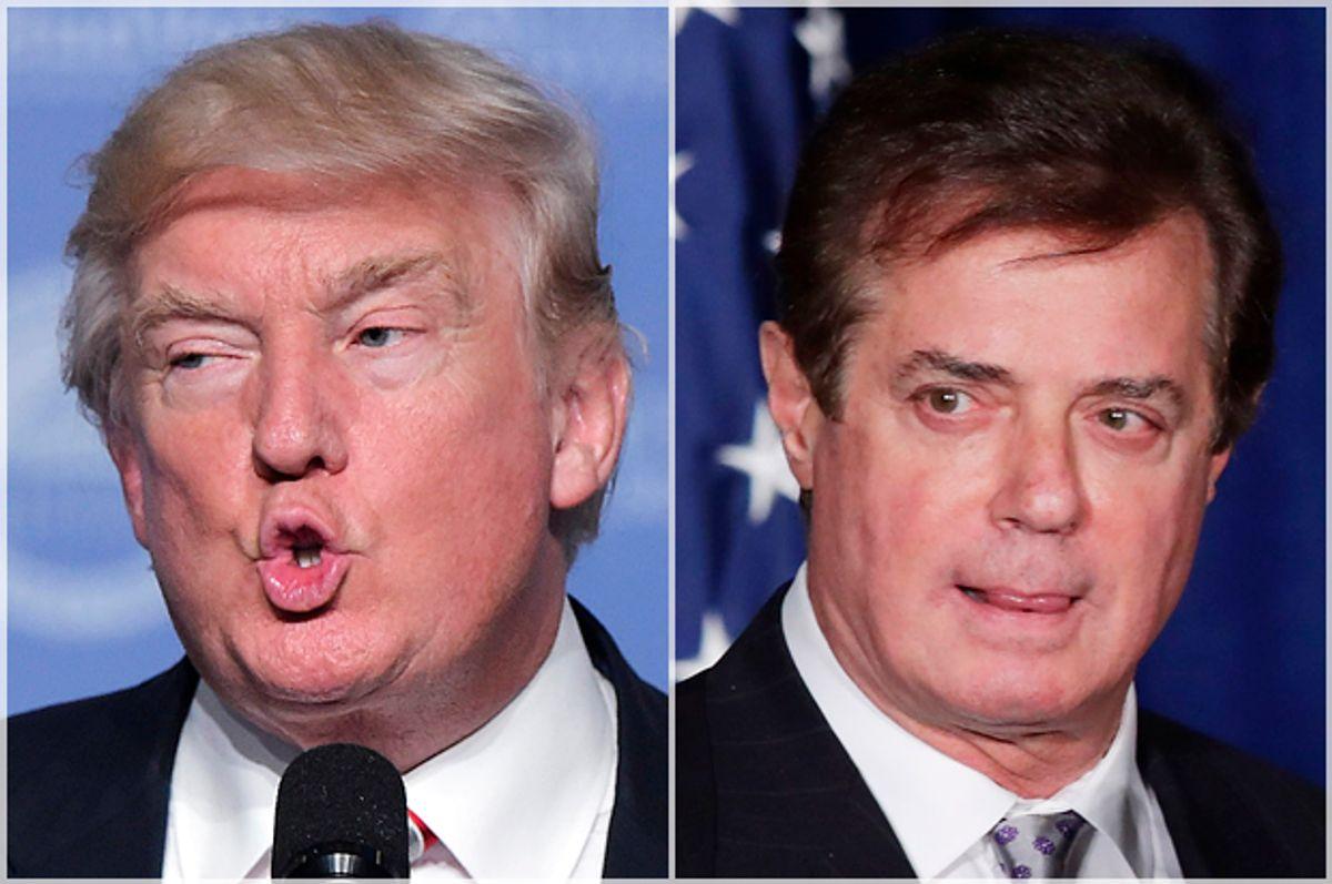 Donald Trump; Paul Manafort   (Getty/Mandel Ngan/Chip Somodevilla)