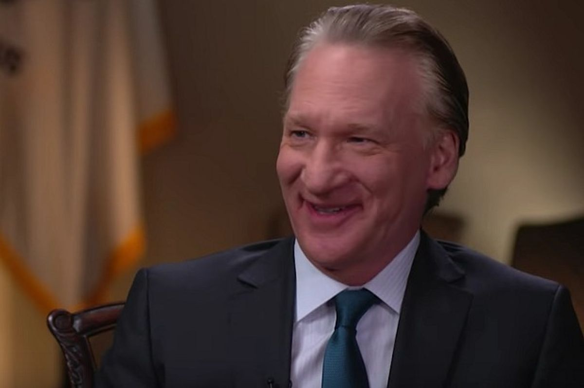 """Bill Maher on """"Real TIme"""" (HBO)"""