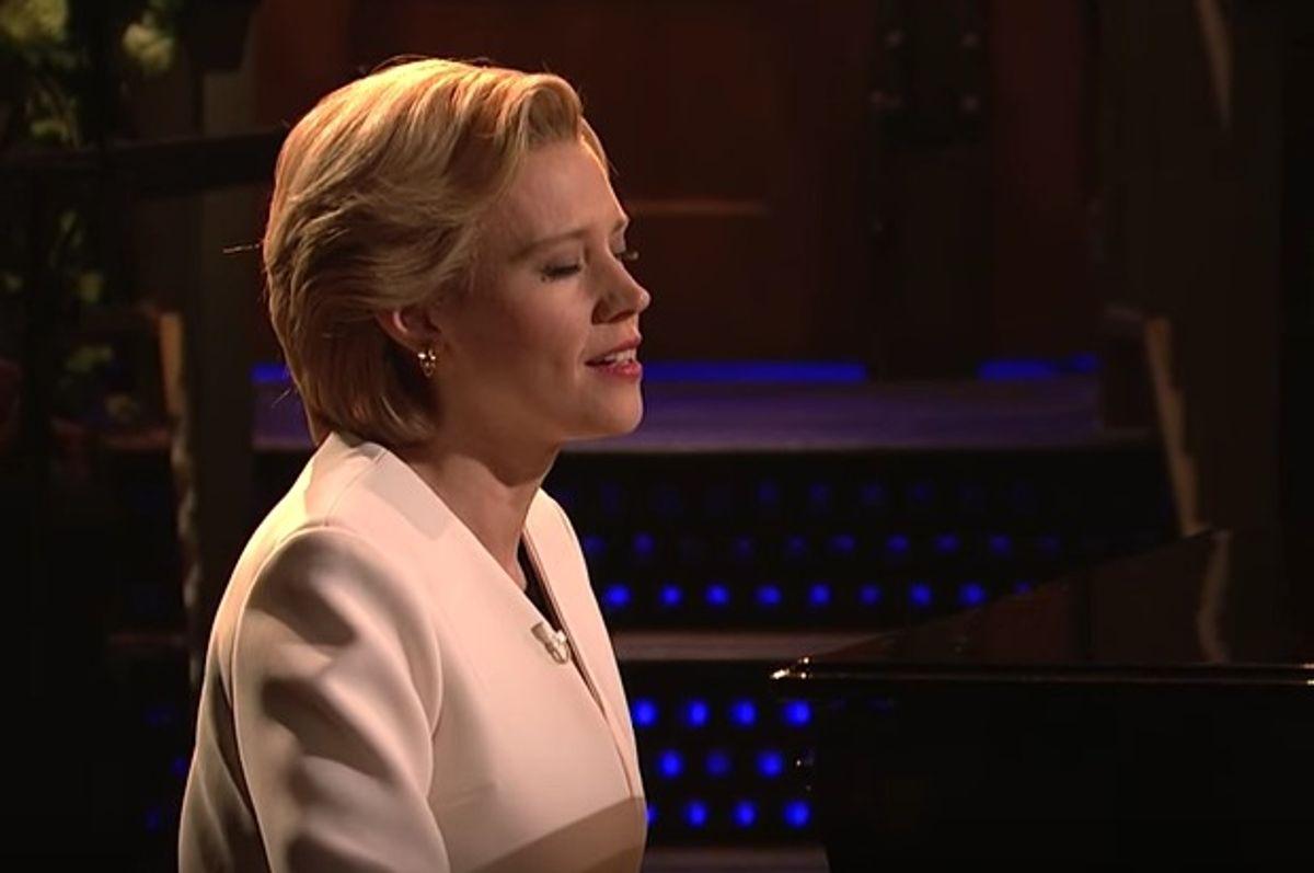 "Kate McKinnon on ""Saturday Night Live"" (NBC)"