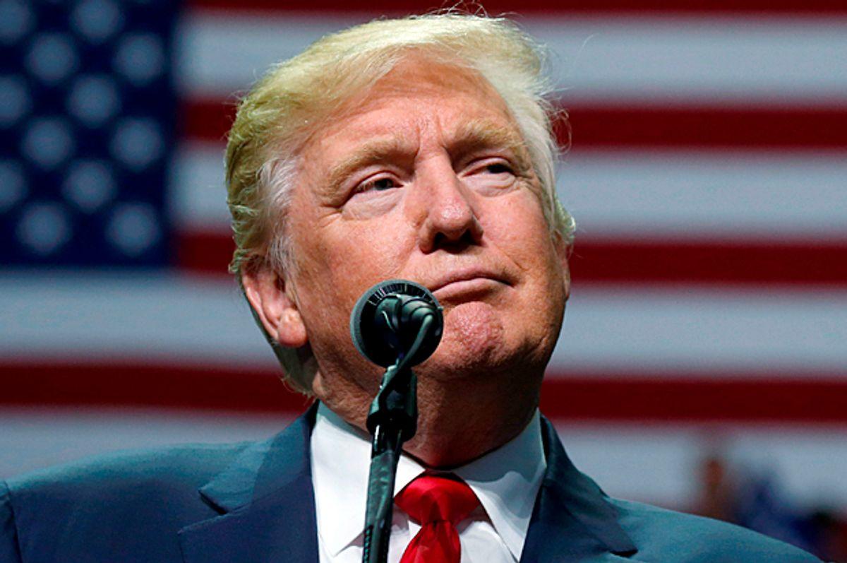 Donald Trump   (Reuters/Carlo Allegri)