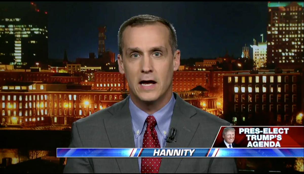 Screengrab: Fox News Hannity
