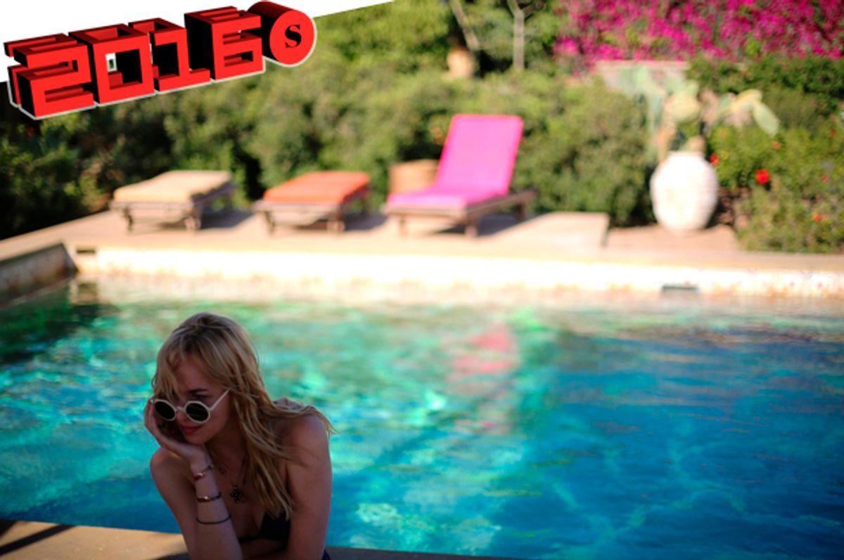 "Dakota Johnson in ""A Bigger Splash""   (Fox Searchlight Pictures)"