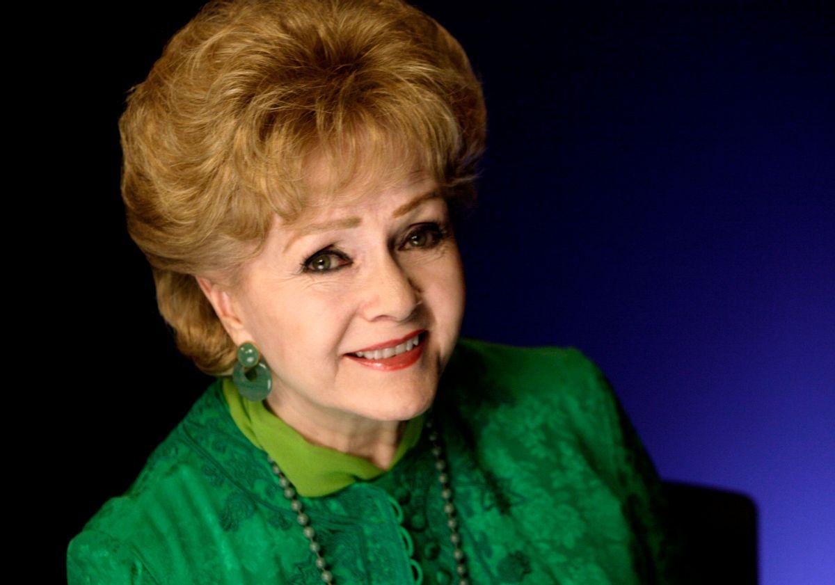 Debbie Reynolds, 2011  (AP Photo/Richard Drew)