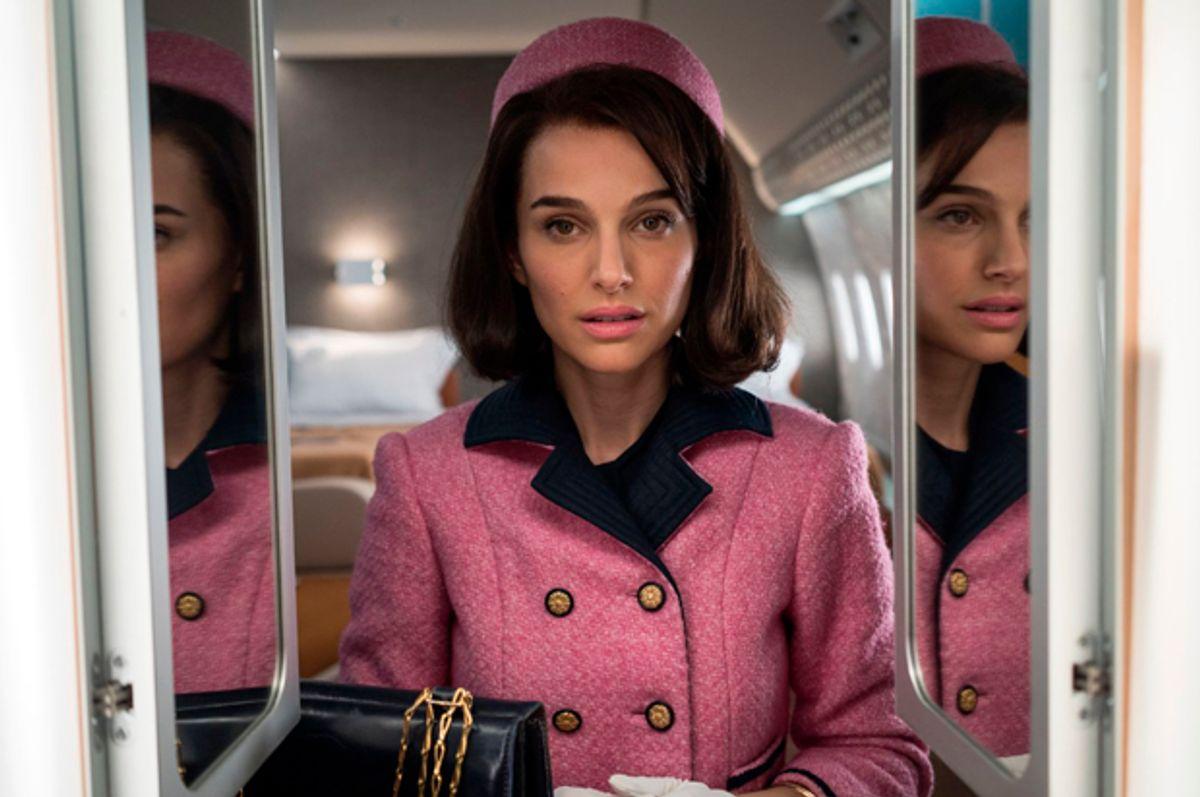 "Natalie Portman in ""Jackie""   (Sony Pictures Classics)"