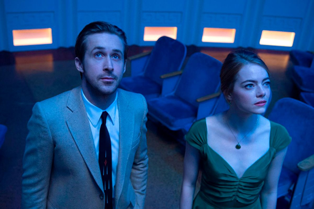 "Ryan Gosling and Emma Stone in ""La La Land""   (Summit Entertainment)"