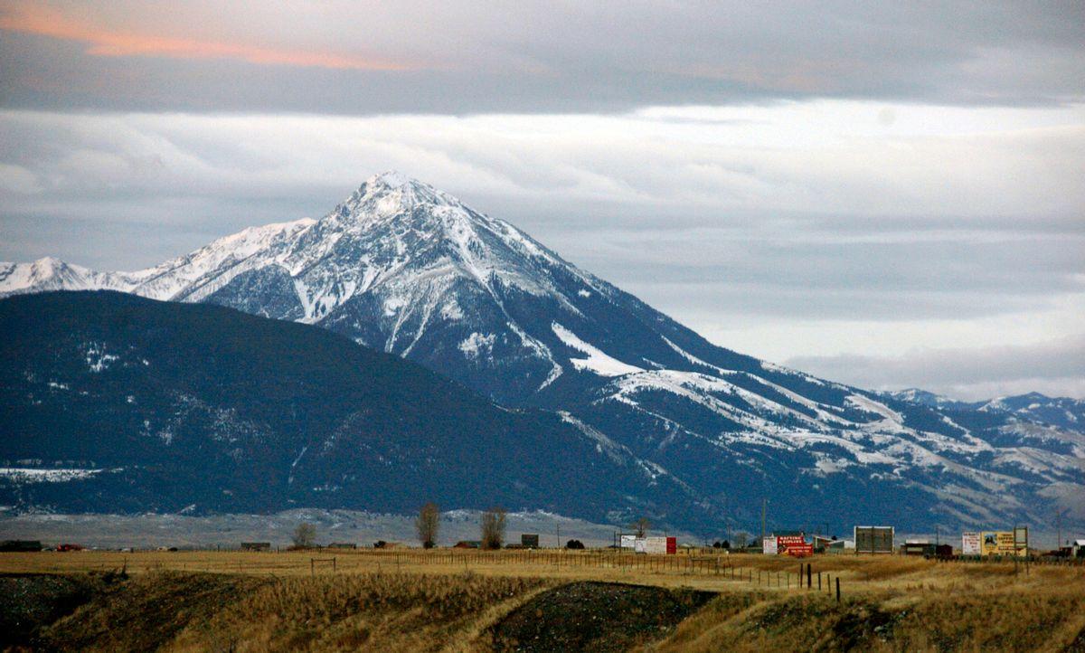 Montana's Emigrant Peak. (AP Photo/Matthew Brown, File) (AP)