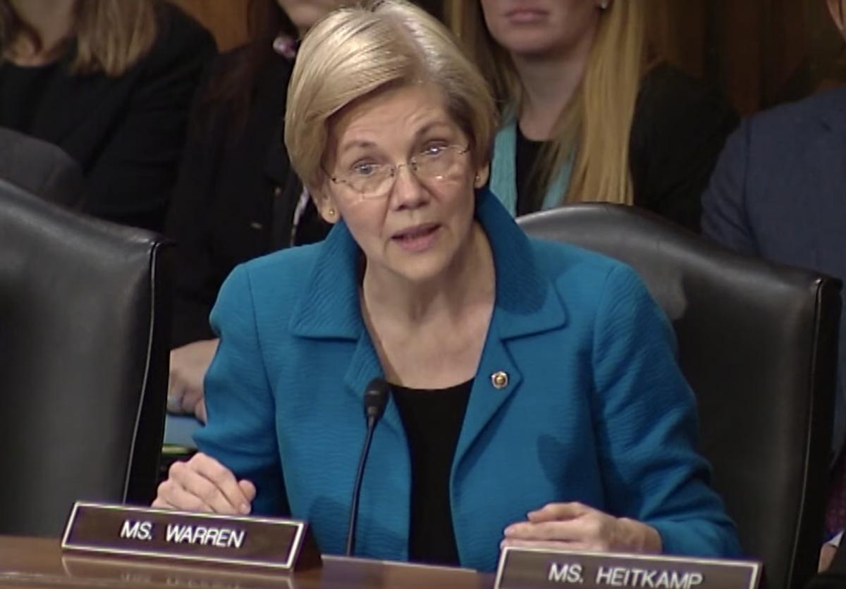 (YouTube/Elizabeth Warren)