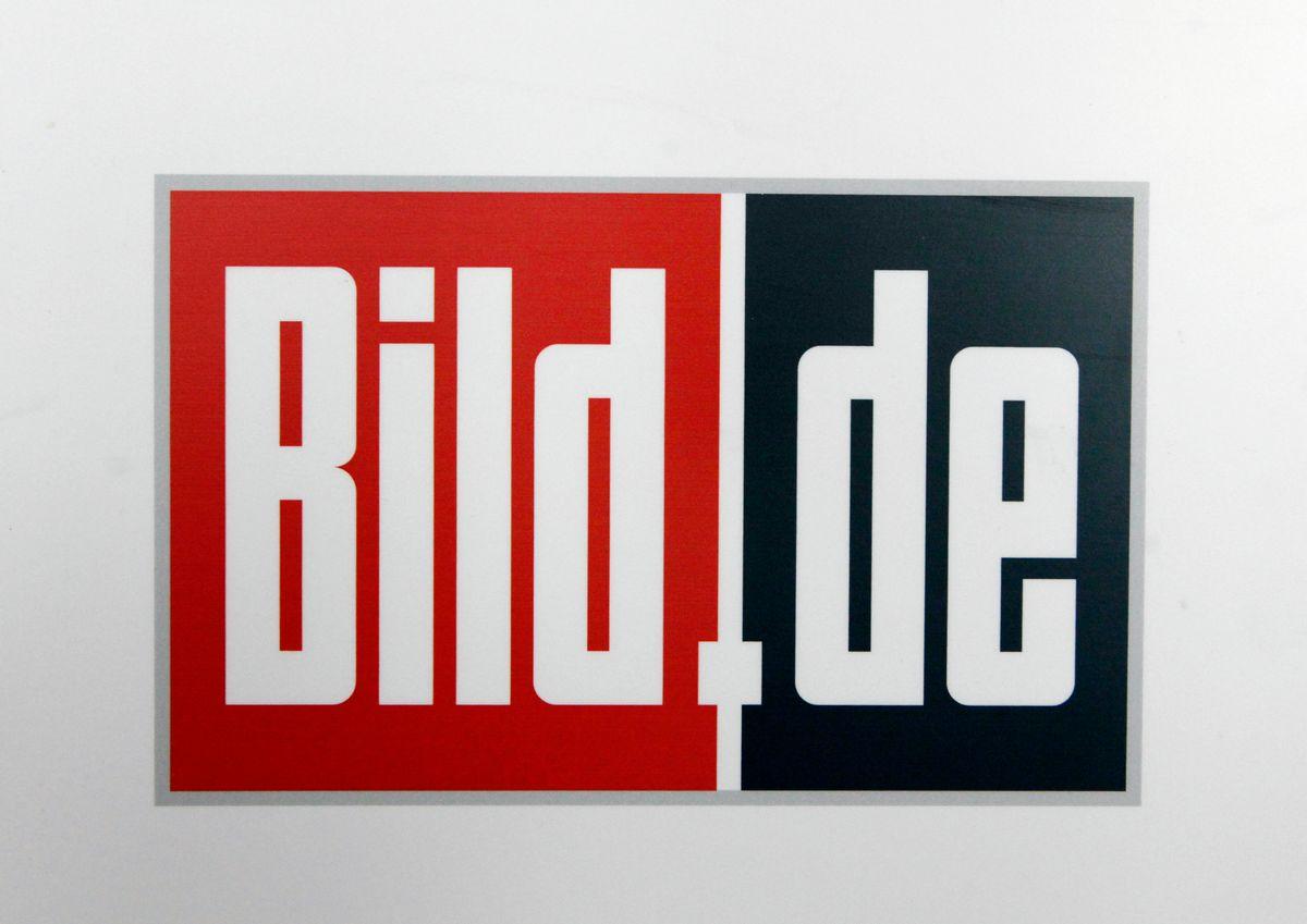 ---Logo of Bild.de of the Axel Springer AG photographed in Berlin, Wednesday, March 11, 2009. (AP Photo/Franka Bruns) (AP Photo/Franka Bruns)