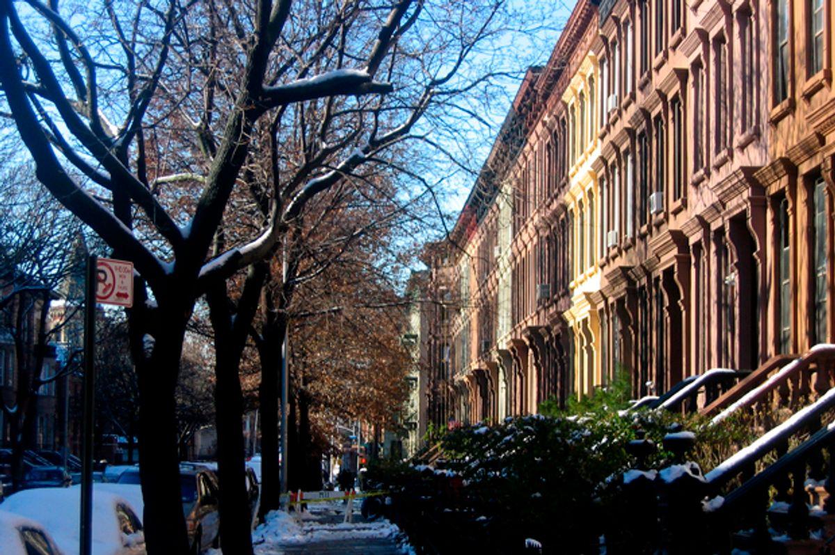 Bedford-Stuyvesant, in Brooklyn   (Mike Goren)
