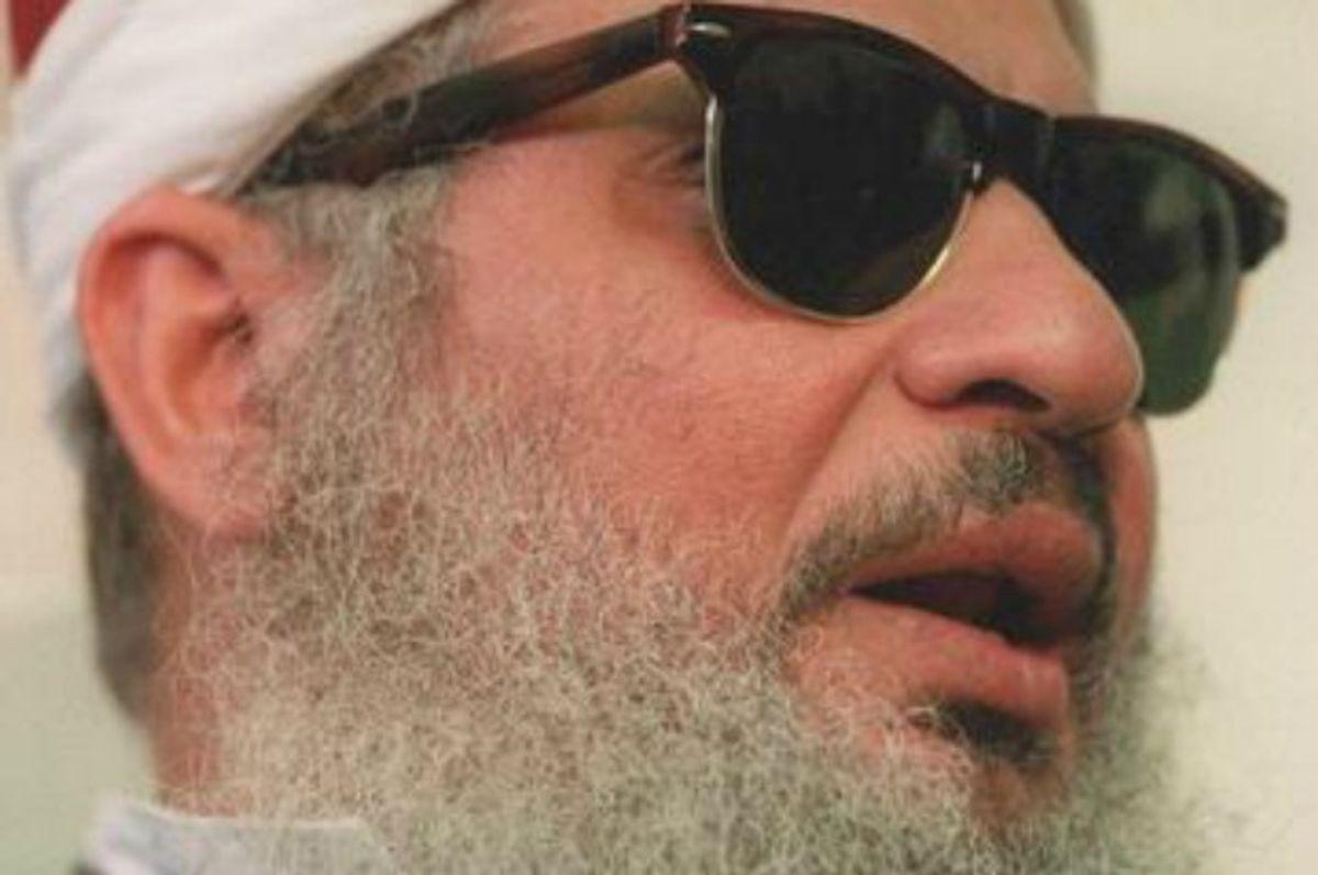 "Sheik Omar Abdel-Rahman, ""The Blind Sheik"", has died"