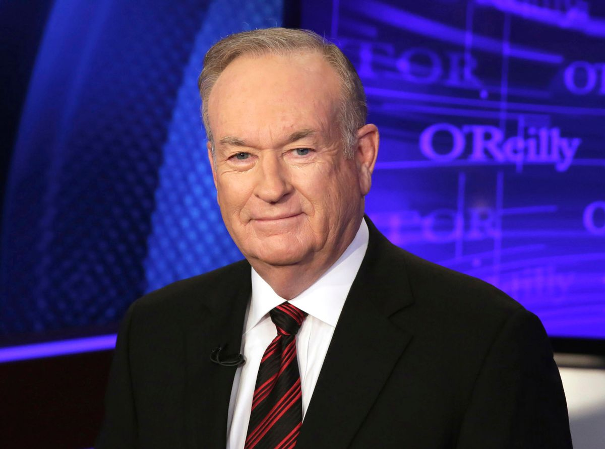 "Bill O'Reilly of the Fox News Channel program ""The O'Reilly Factor (AP)"