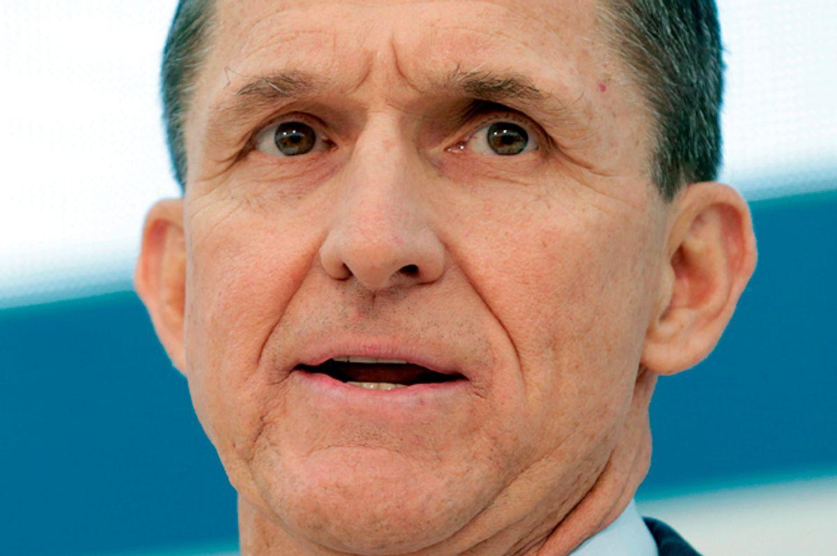 Michael Flynn   (Reuters/Yuri Gripas)