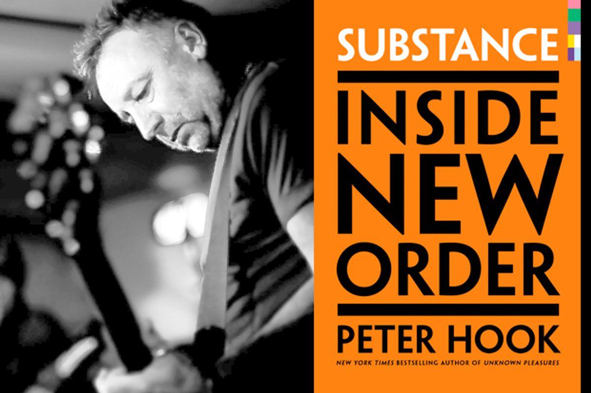 Peter Hook   (HarperCollins/Mark McNulty)
