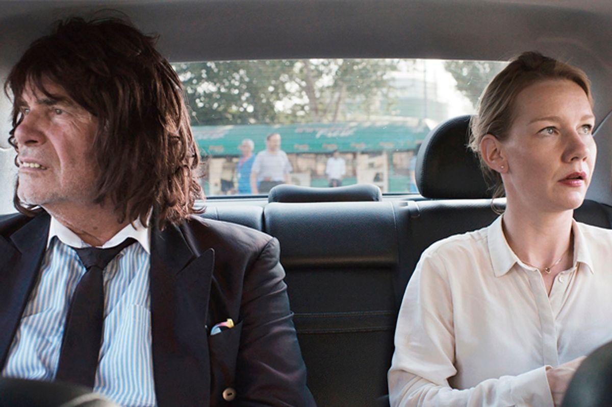 "Peter Simonischek and Sandra Hüller in ""Toni Erdmann""   (Sony Picture Classics)"