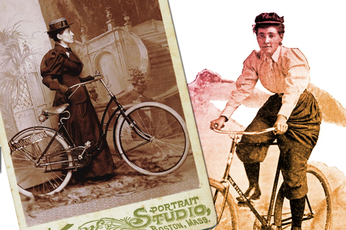 Annie Londonderry   (Courtesy of World Bicycle Relief)