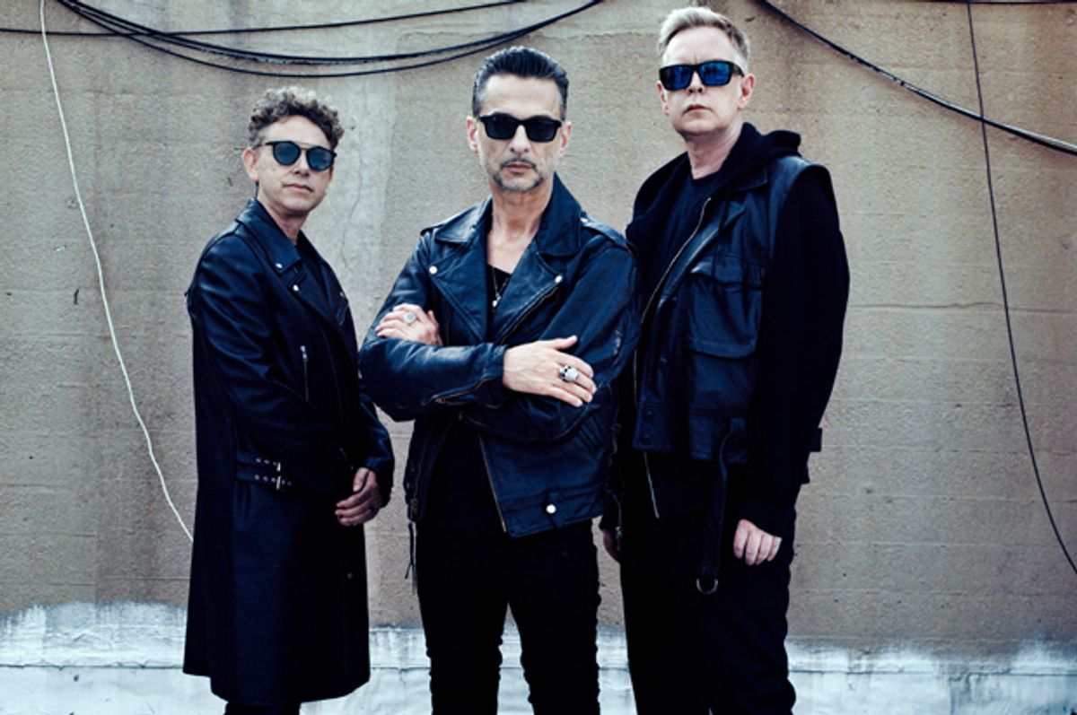Depeche Mode   (Sony Music)