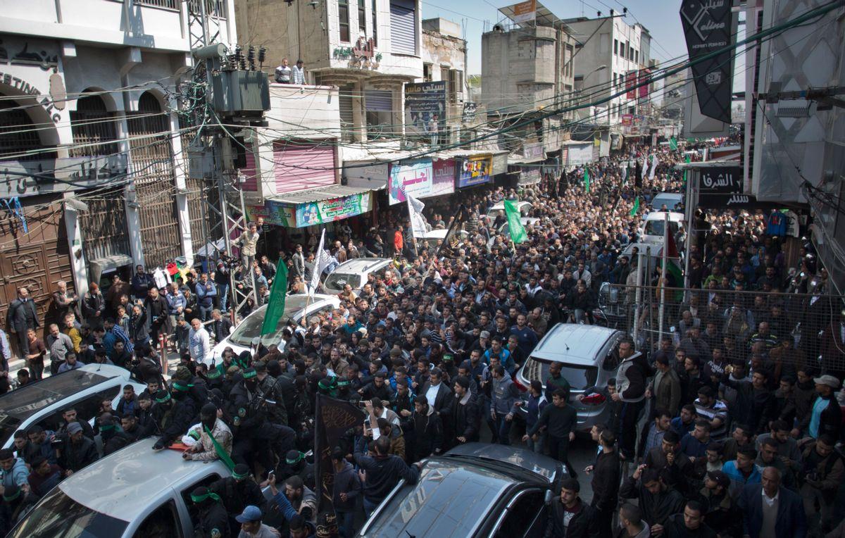 (AP Photo/ Khalil Hamra)